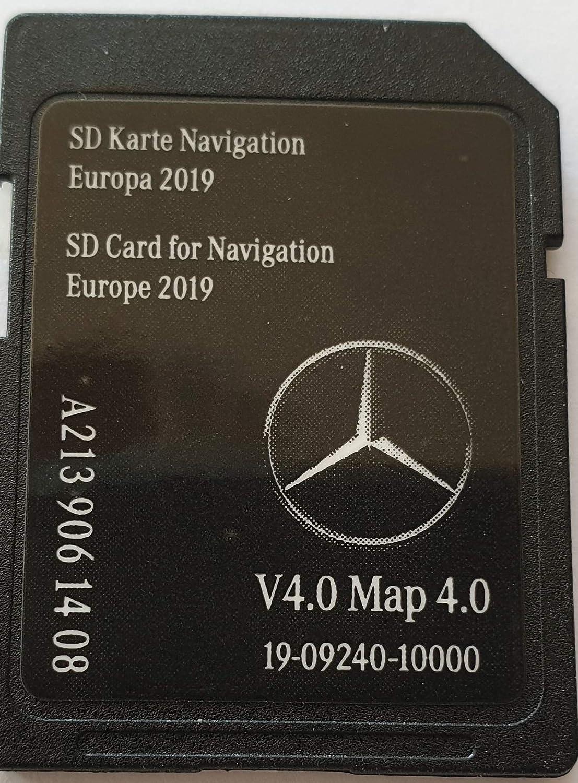 Garmin Map Pilot Europe 2017//2018/V9/a2189061903 Tarjeta SD GPS Mercedes Star1