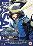 戦国BASARA + 戦国BASARA弐 1+2期コンプリート DVD-BOX (全26話, 611分) アニメ [DVD] [Import]