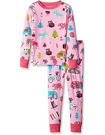 d3472ca3465 Hatley Girl s Kids Pj Set - Glamping Pyjama