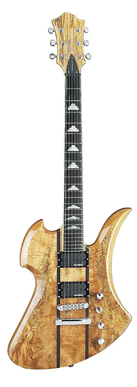 B.C. ricos Mockingbird Exotic - Guitarra eléctrica, madera de arce): Amazon.es: Instrumentos musicales