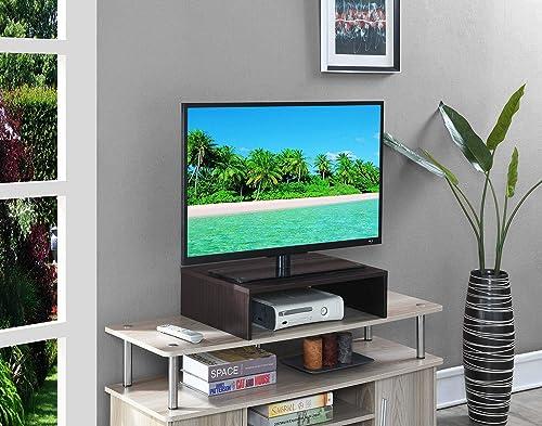 Convenience Concepts, Espresso Designs2Go Small TV Monitor Riser