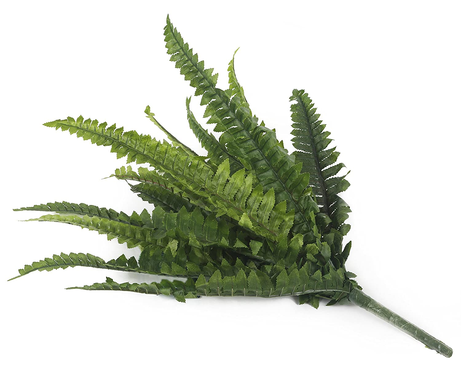 Closer2Nature Artificial 30cm Boston Fern Plug Plant C044W