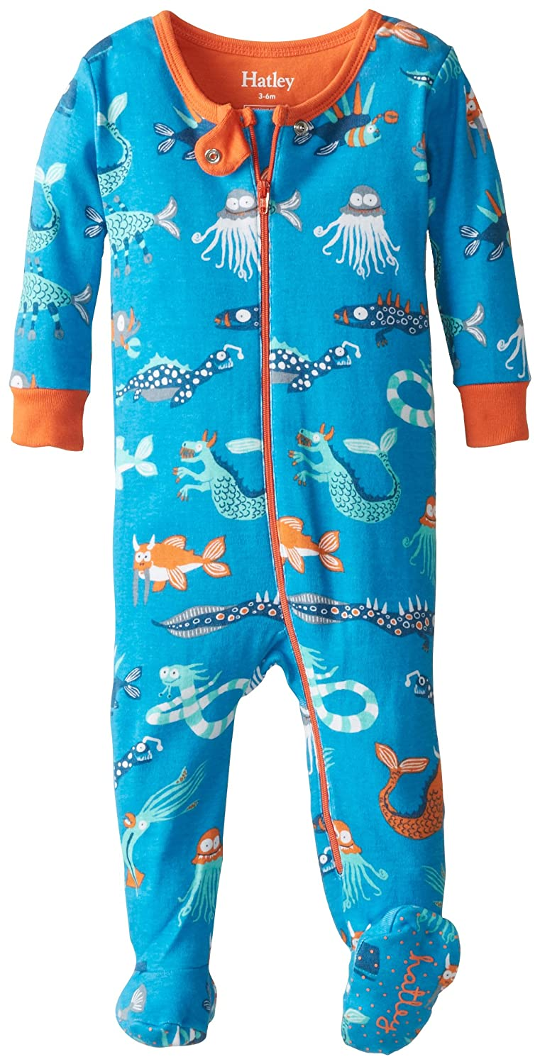 Hatley Baby Boys Footed Coverall