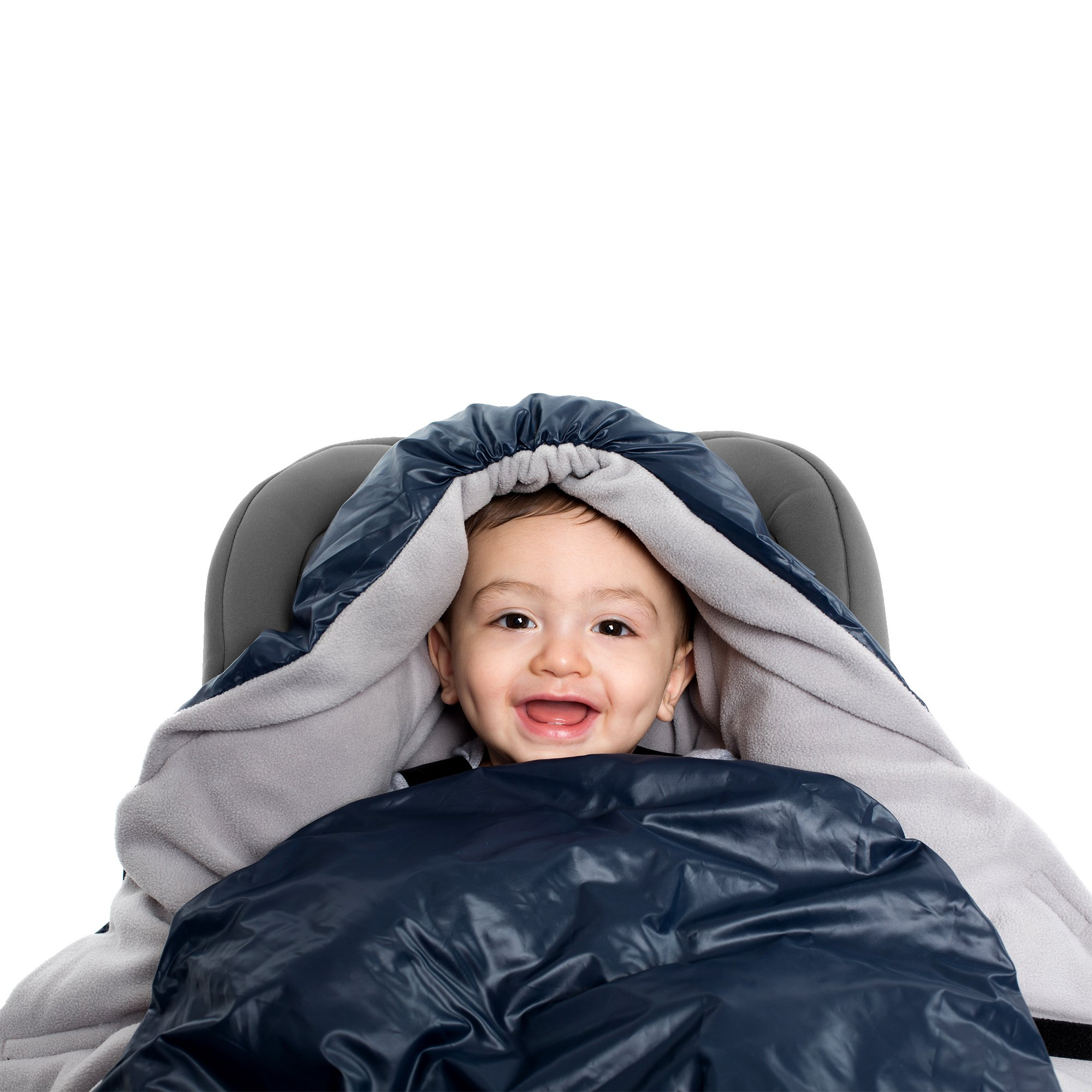 7am enfant car seat cocoon infant car seat cover micro fleece lined with an. Black Bedroom Furniture Sets. Home Design Ideas