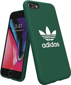 Adidas 29934 Originals Adicolor Moulded Case/Cover for Apple iPhone 8/7/6S/6 - Collegiate Green