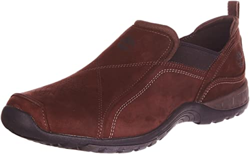 Timberland City Adventure - Front Country FTP Slip On - Mocasines para hombre, color marrón (braun/dark brown oiled nubuck), talla 47.5: Amazon.es: Zapatos ...