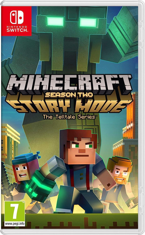Minecraft Story Mode - Season 2 - Nintendo Switch [Importación inglesa]: Amazon.es: Videojuegos