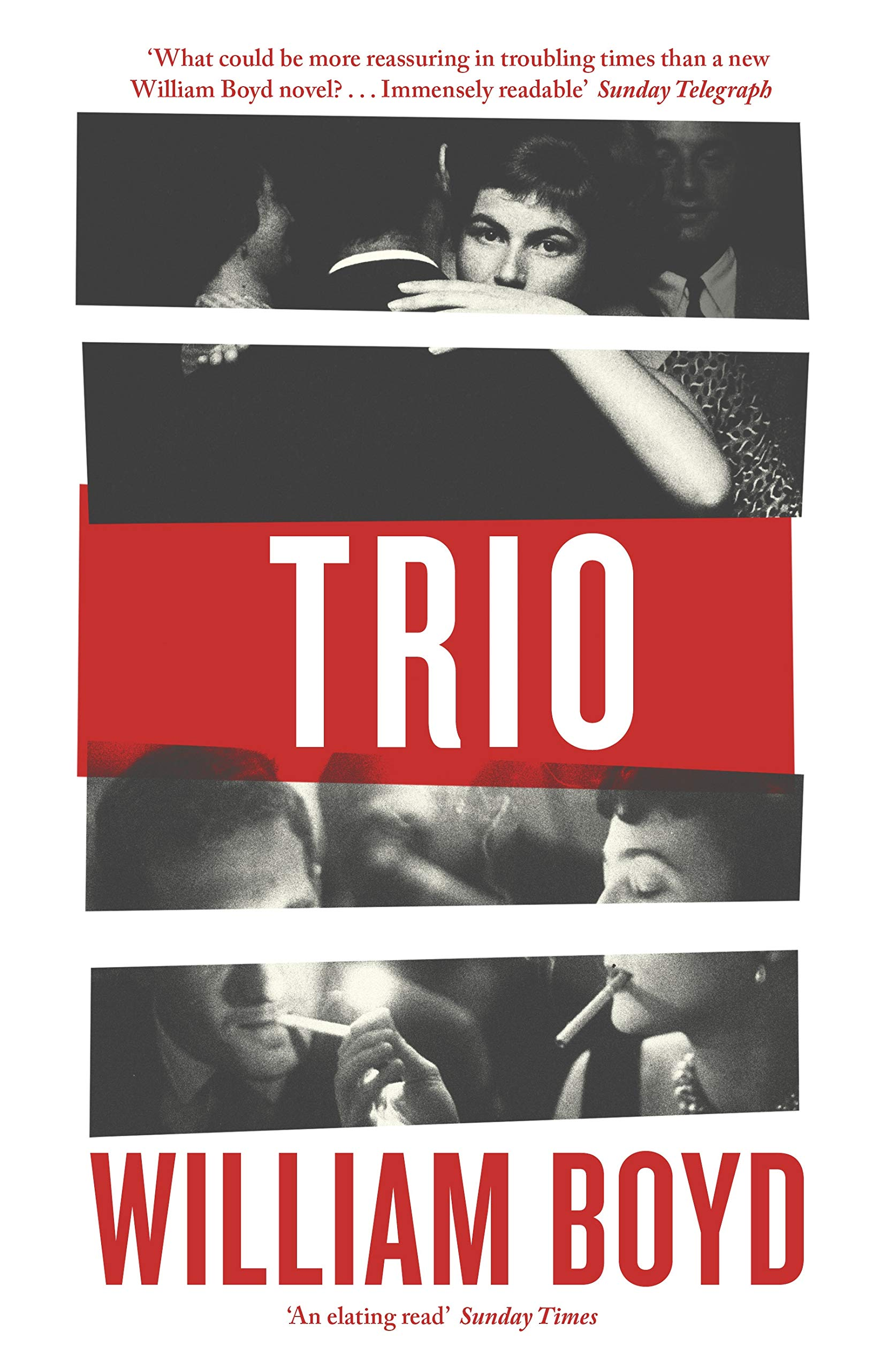Cover: William Boyd Trio