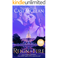 Reign Of Fire (Deep State Mysteries Book 1)