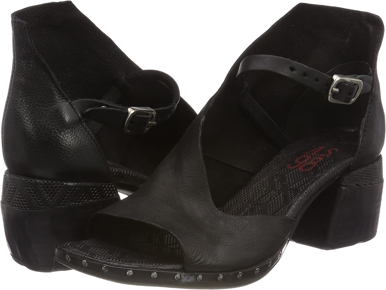 Kick Footwear 1092-PJ1006-01 Botines Chelsea de Piel Mujer