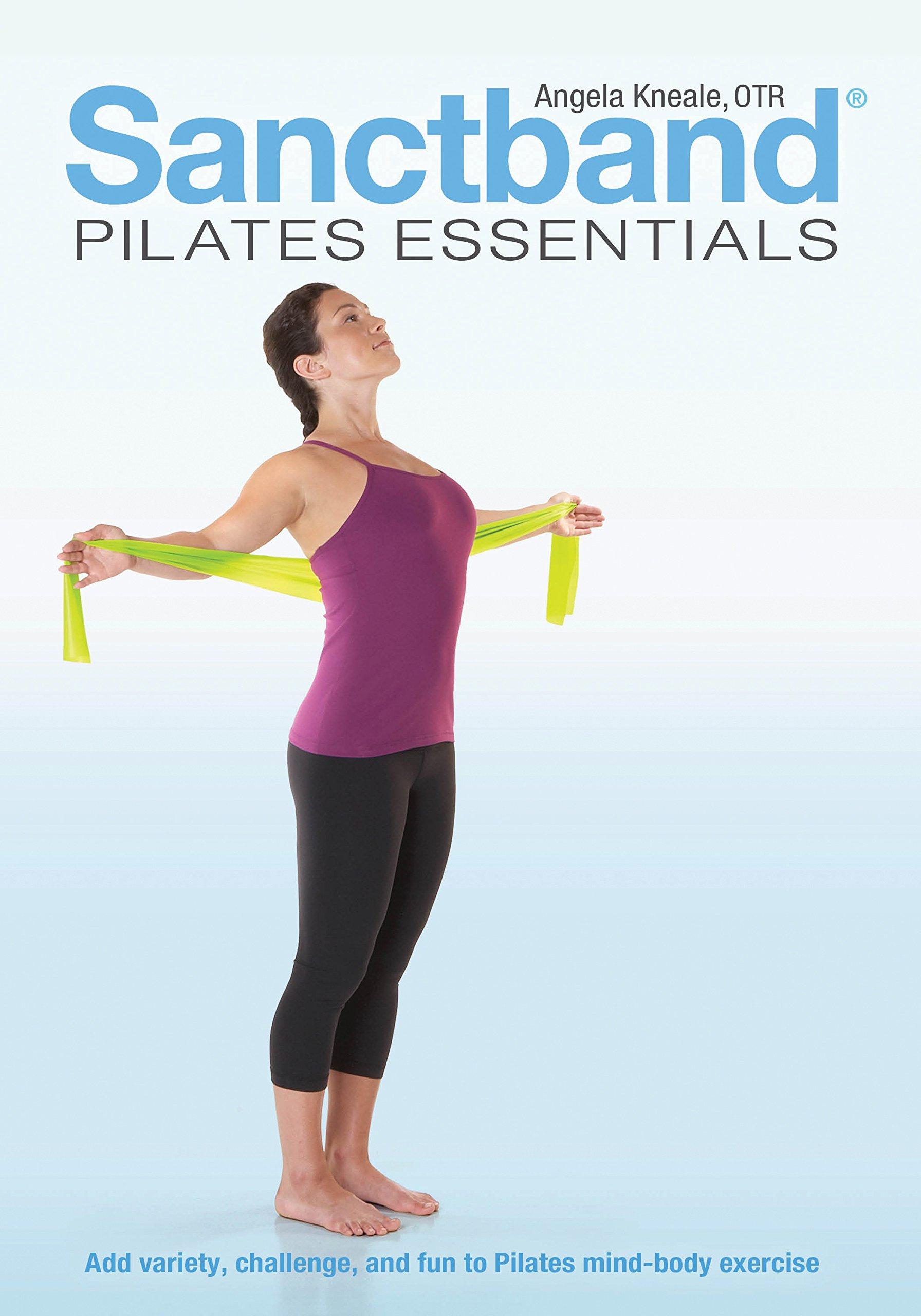 Sanctband Pilates Essentials Angela Kneale product image