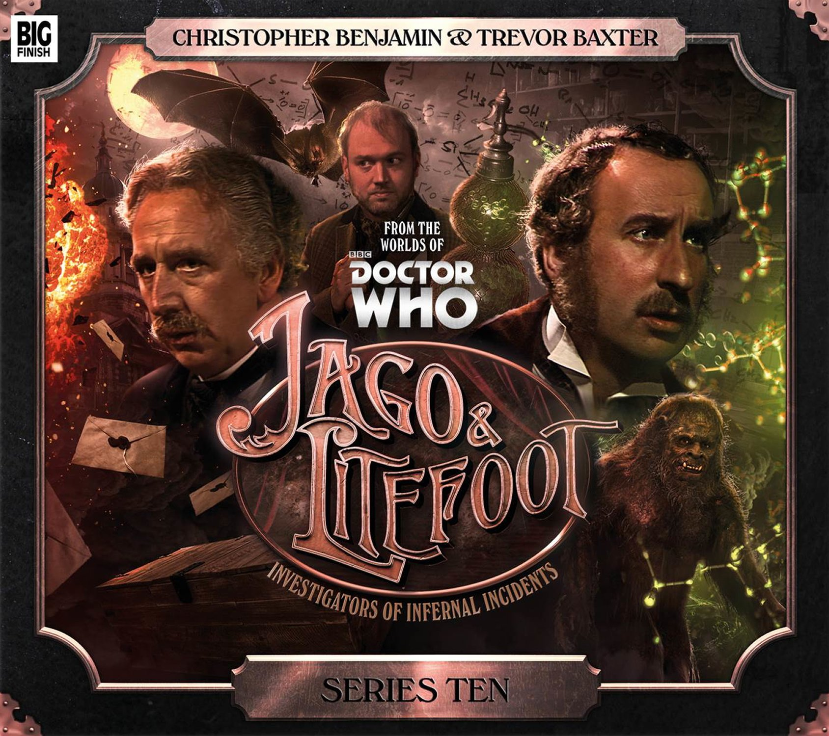 book litefoot jago and audio