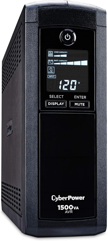 950VA Battery Back-Up System Black CyberPower