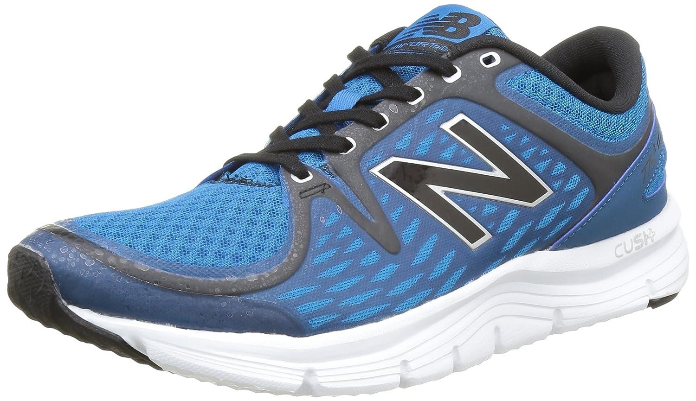 New Balance 670v5, Chaussures de Fitness Homme, Multicolore (Black), 44 EU
