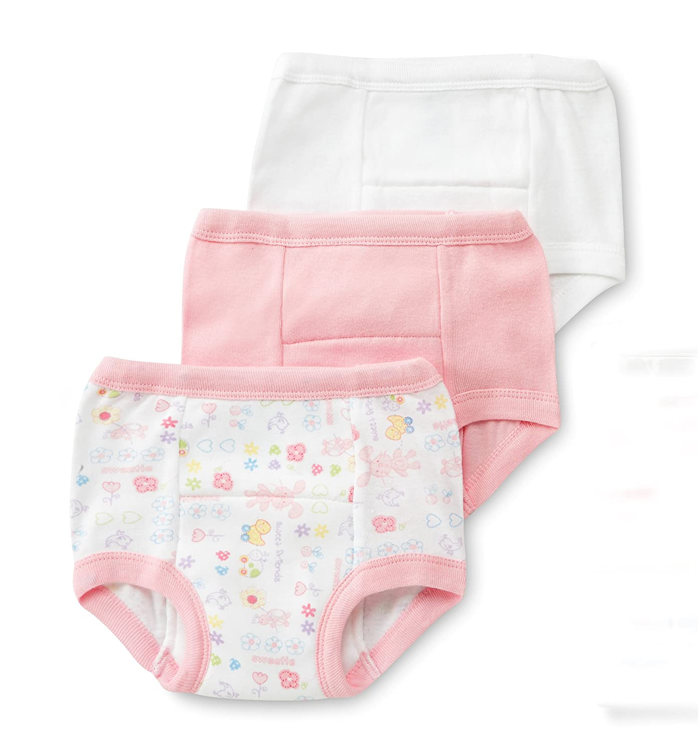 NEW Gerber Plastic Pants 3T Fits 32 35 lbs 4 pairs FREE SHIPPING
