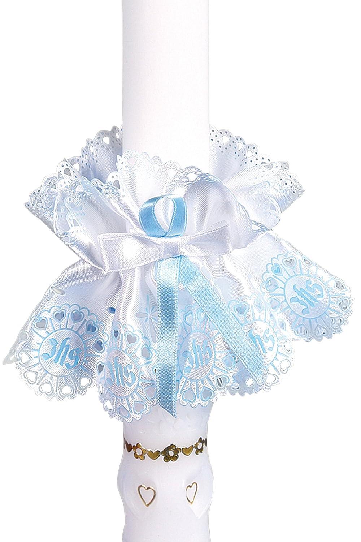 Kerzentropfer Kerzentropfschutz Kerzenschleife Tropfenfänger Kerzenrock