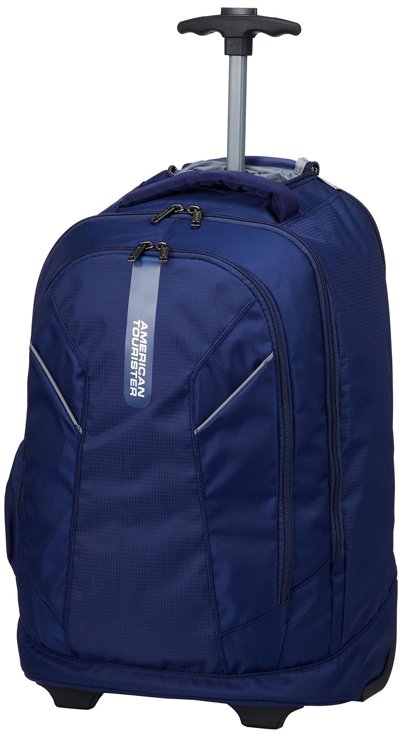 American Tourister Xeno 39L Laptop Trolley Backpack (Blue)