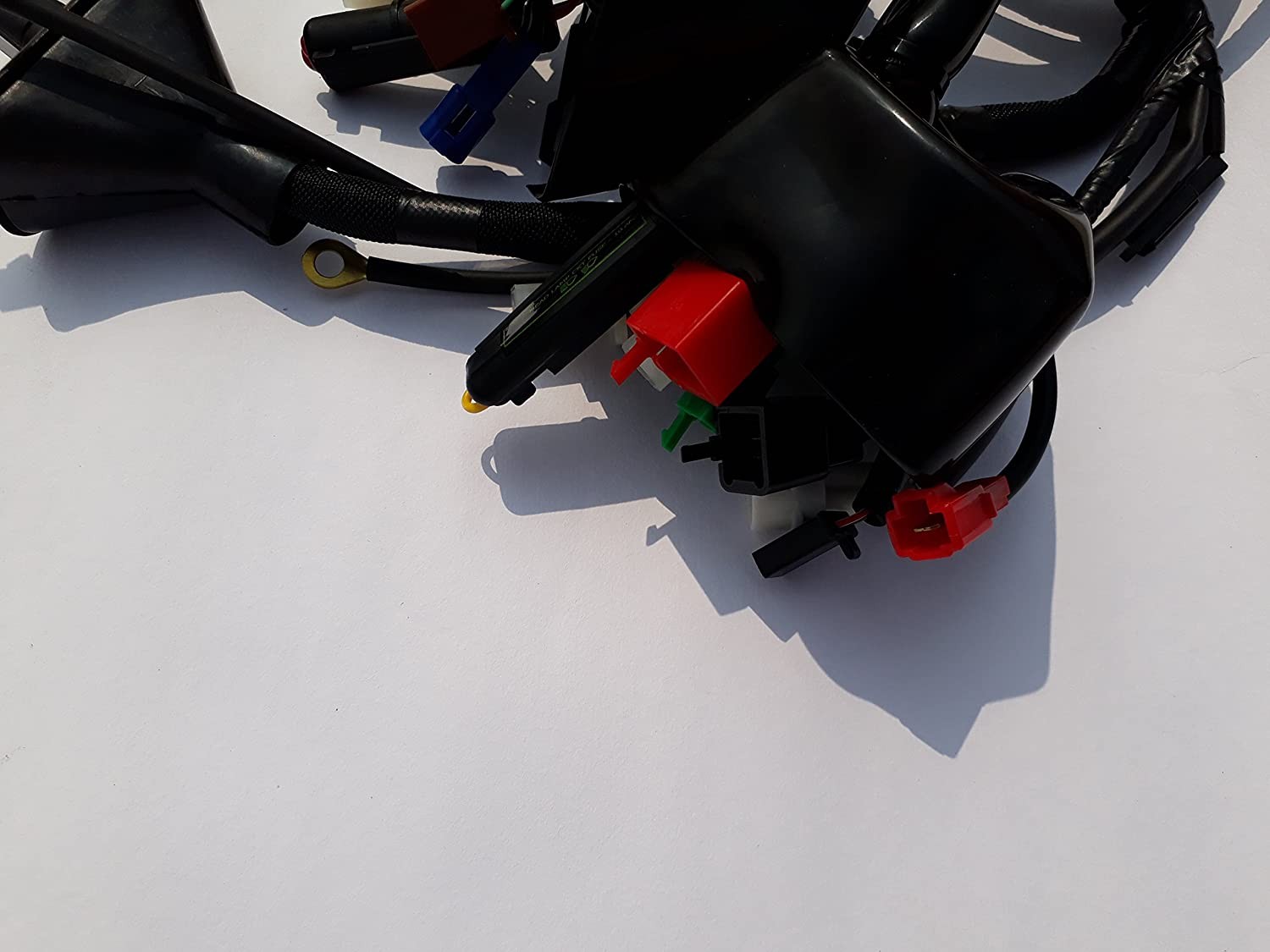 Eltecon Royal Enfield Wiring Harness For Classic 350 147952 D Online Buy Wholesale Motorcycle From China Car Motorbike