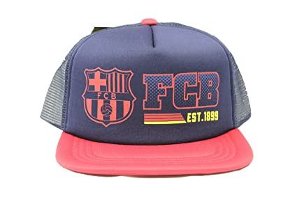 d4aad1a61f5 Image Unavailable. Image not available for. Color  FC Barcelona Soccer  Trucker Cap 2015