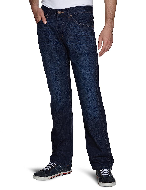 Wrangler Herren Straight Leg Jeans ACE ZIPFLY