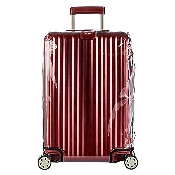 Funda de piel transparente para equipaje PARA RIMOWA SALSA DELUXE Funda con cierre de cremallera: Amazon.es: Equipaje