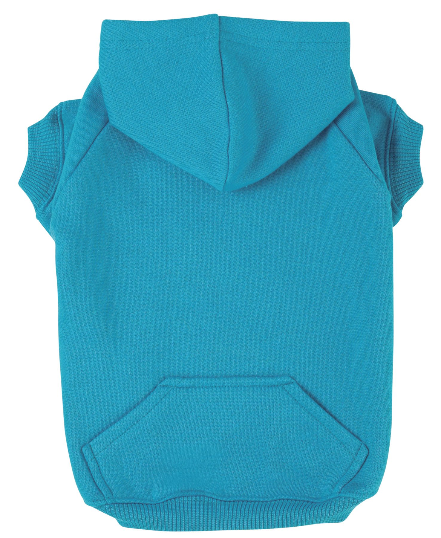 Zack & Zoey Basic Hoodie for Dogs, 24'' X-Large, Bluebird