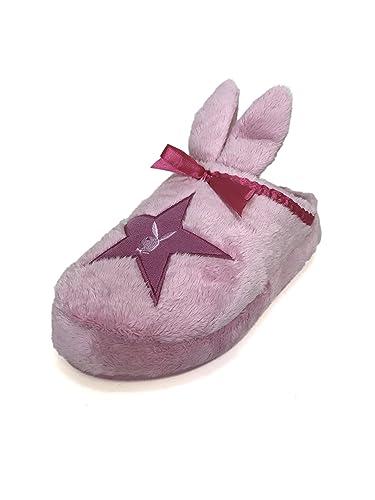 Playboy Crush Women Fluffy Sandals Black 38/39 YIiVIbp4