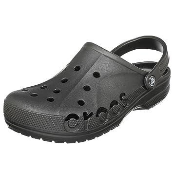 Crocs Damen und Herren Freizeit Clogs Graphite Baya Graphite Clogs  Amazon  ... 895e9c