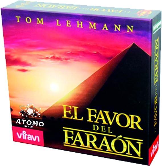 El favor del Faraón: Vv.Aa., Vv.Aa.: Amazon.es: Juguetes y juegos