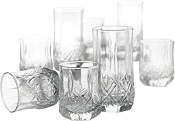 Luminarc Brighton 16Pc. Glassware Set
