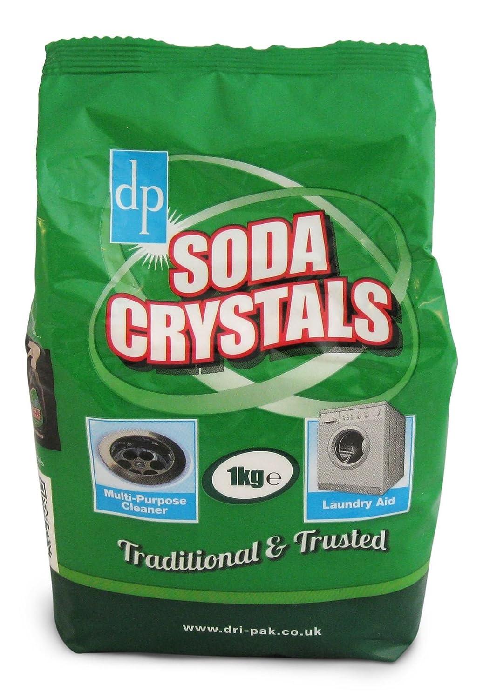 Nutwell DriPak Soda Crystals, 1 kg x 6 Bolsas, el Original ...
