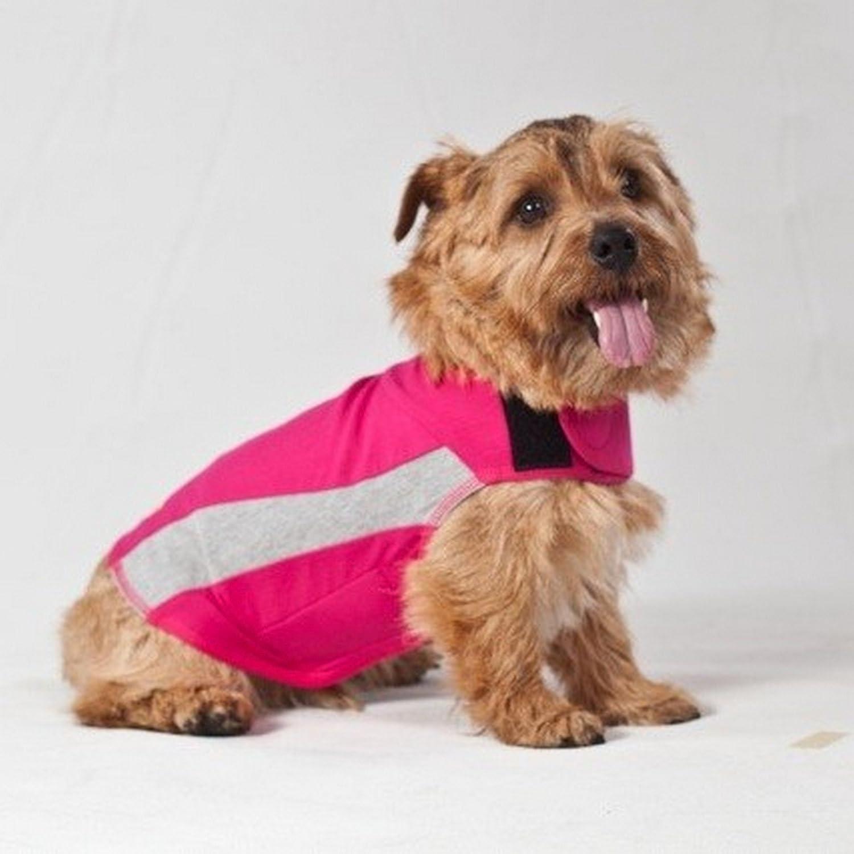 Thundershirt Hundemantel zur Angstbekämpfung Thundershirt Beruhigungsweste Größe XL grau 99005