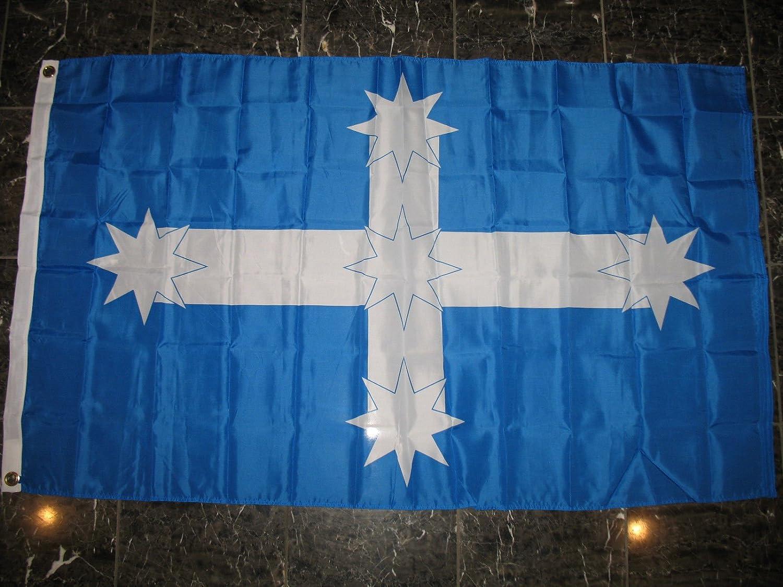3X5 Eureka Australia Stockade Victoria Flag 3'X5' Banner Grommets