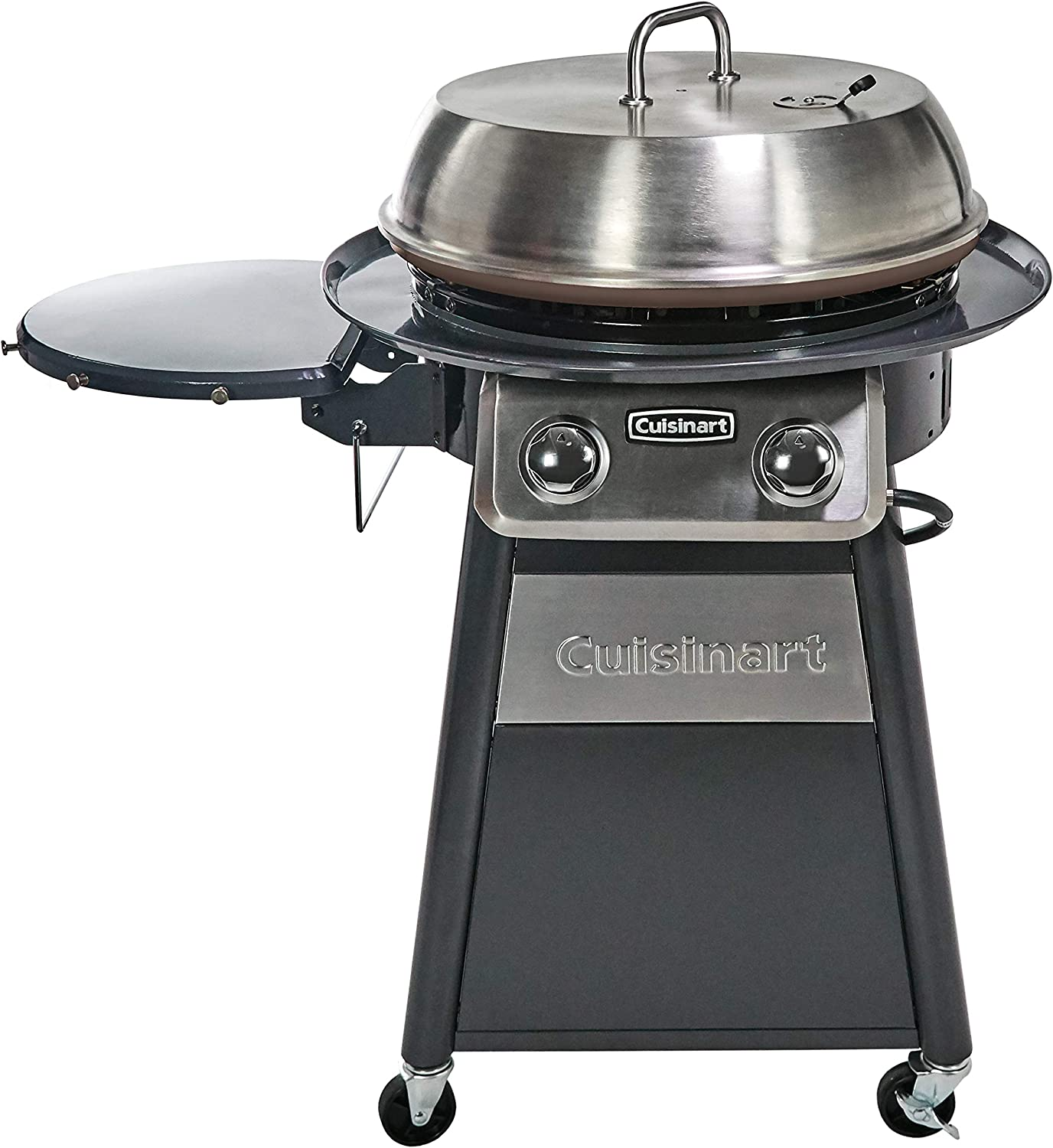 Best for novice: Cuisinart CGG-888 Grill