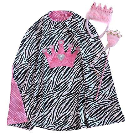 Amazon.com: Cumpleaños de niña Princesa Vestido de fiesta de ...