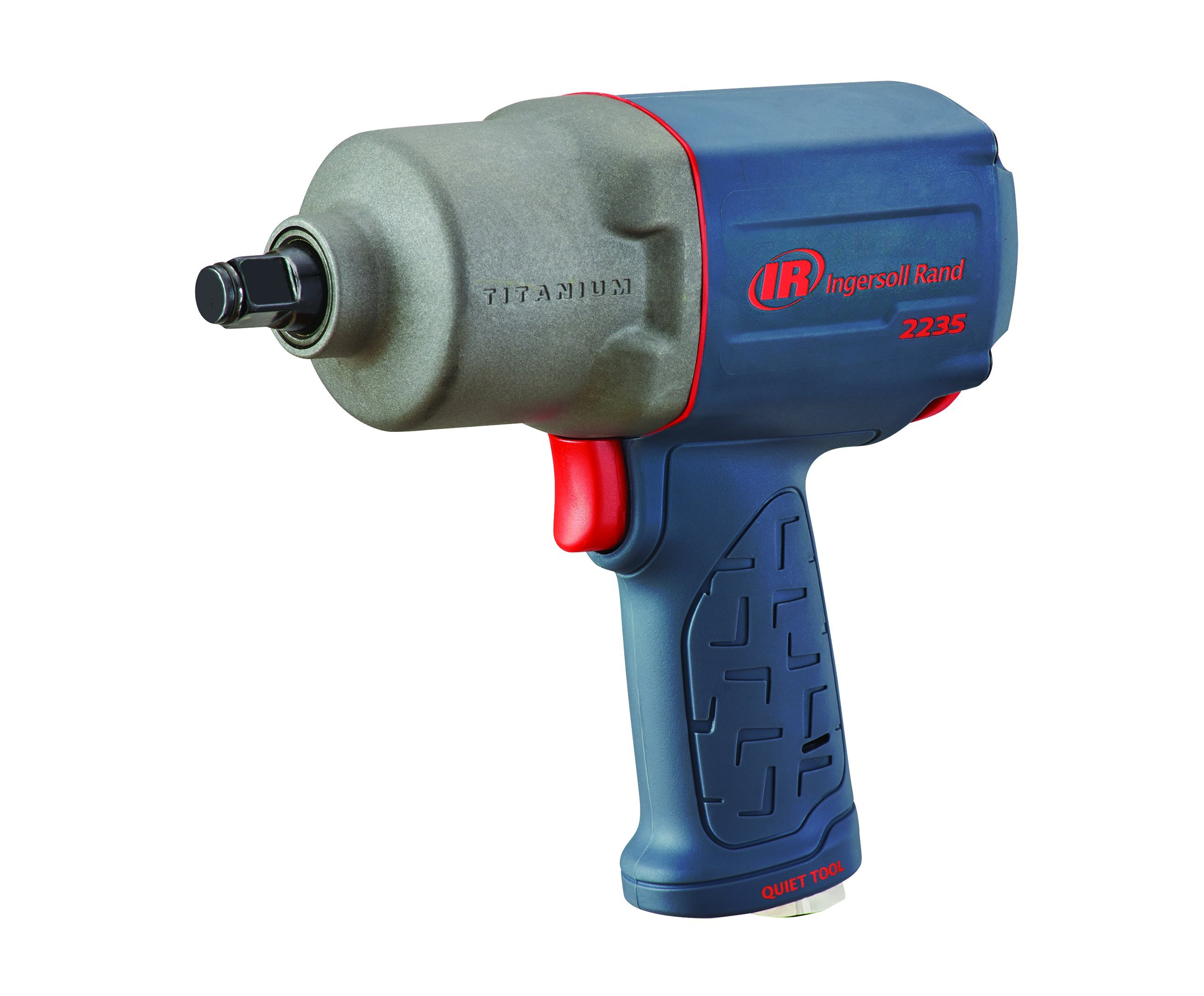 Ingersoll Rand 2235QTiMAX 1/2'' Quiet Titanium Air Impact Wrench