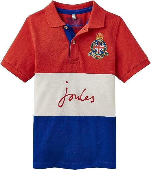 Joules - Polo - para niño Rojo Rosso 11-12 Años: Amazon.es: Ropa y ...