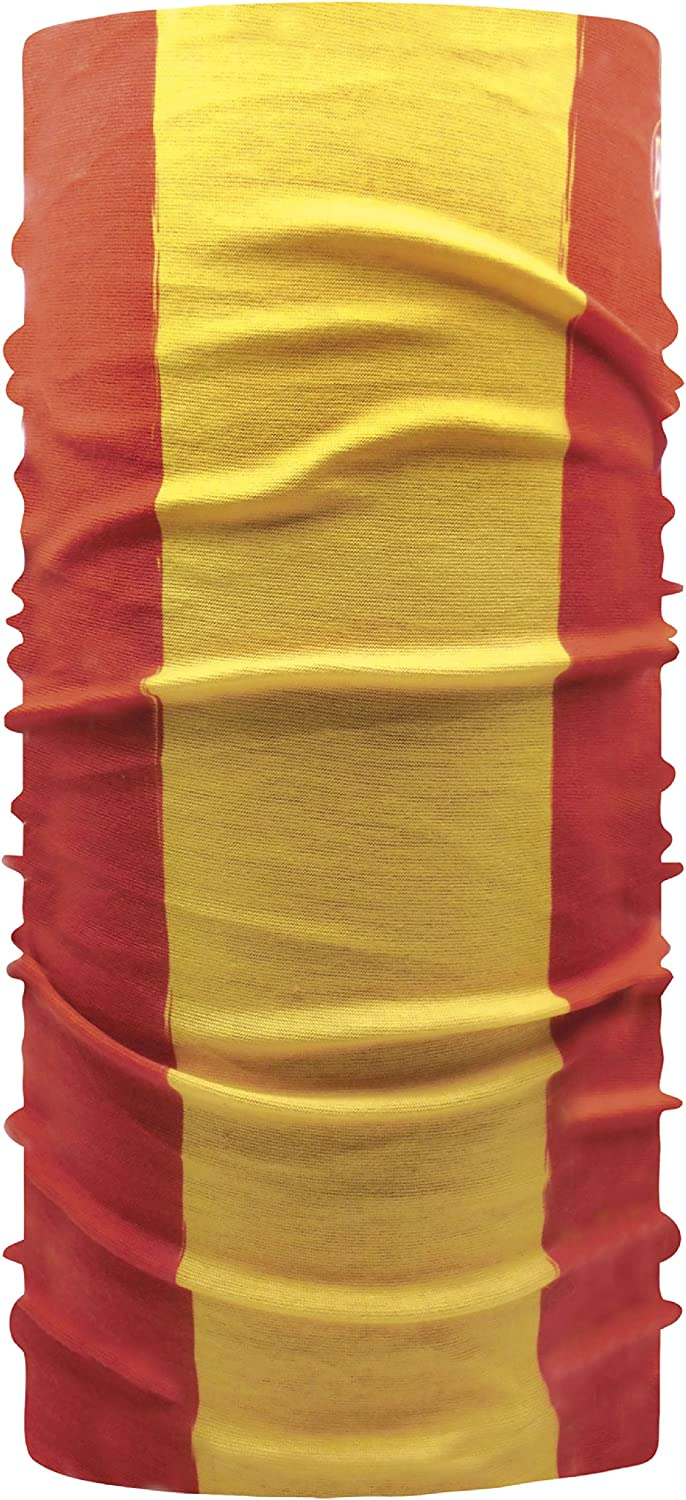 Cuello Tubular Unisex Spain Buff: Amazon.es: Deportes y aire libre