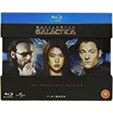 Battlestar Galactica: The Complete Series [Blu-ray] [Import]