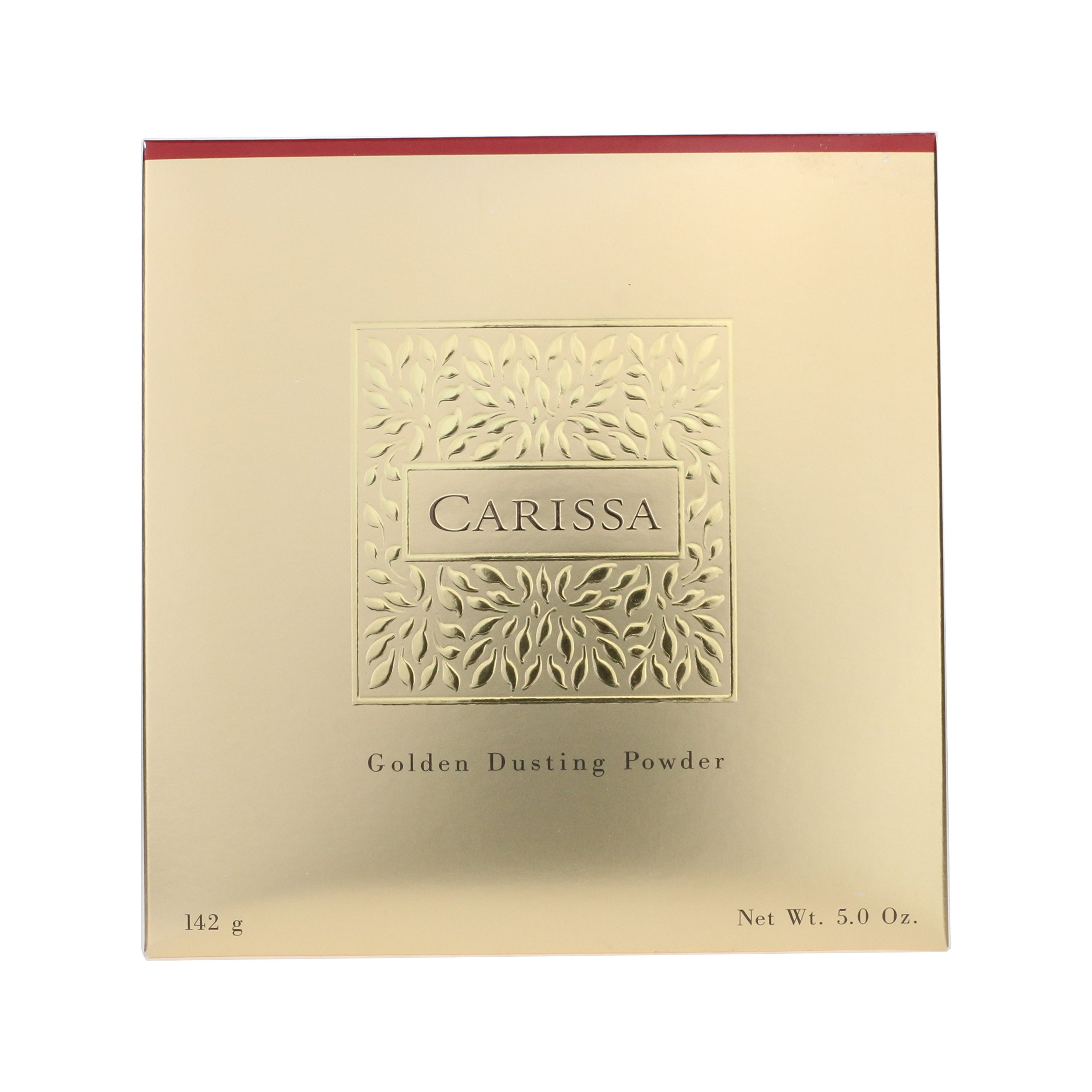 Carissa Golden Dusting Powder For Women 5.0 Oz/142 g Brand New Item In Box! by Kenrose (Image #1)
