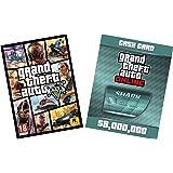 GTA V & Megaladon Shark Card Bundle [Code Jeu PC - Digital]