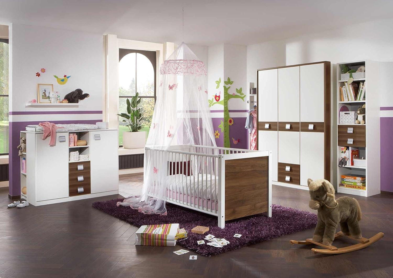 Babyzimmer komplett jungen  Babyzimmer Kinderzimmer Komplett-Set Babymöbel Babybett ...