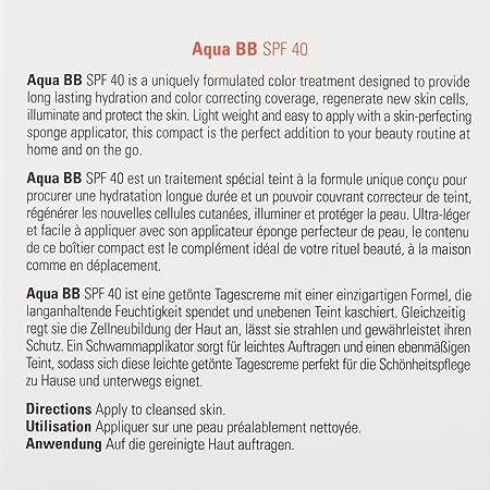 Amazon.com: 3LAB Aqua BB SPF 40 Broad Spectrum, Medium, 1 Oz.: Luxury Beauty
