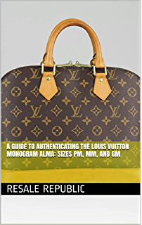 2d412d92514 A Guide to Authenticating the Louis Vuitton Artsy (Authenticating ...