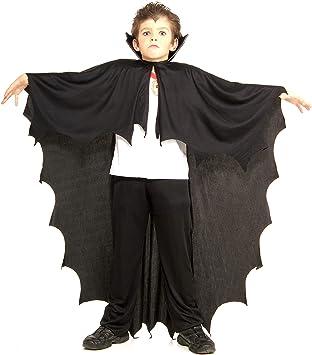 Rubies - Capa de vampiro para disfraz de niño (16203): Amazon.es ...