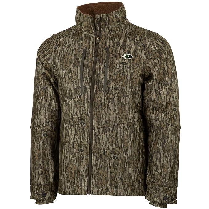 Amazon.com: Mossy Oak Camo Sherpa 2.0 - Chaqueta de caza con ...