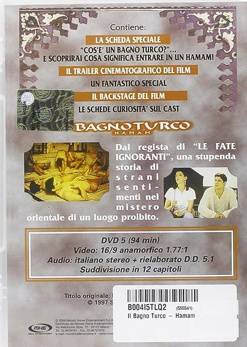 Amazon.com: il bagno turco (Dvd) Italian Import: alessandro gassman ...