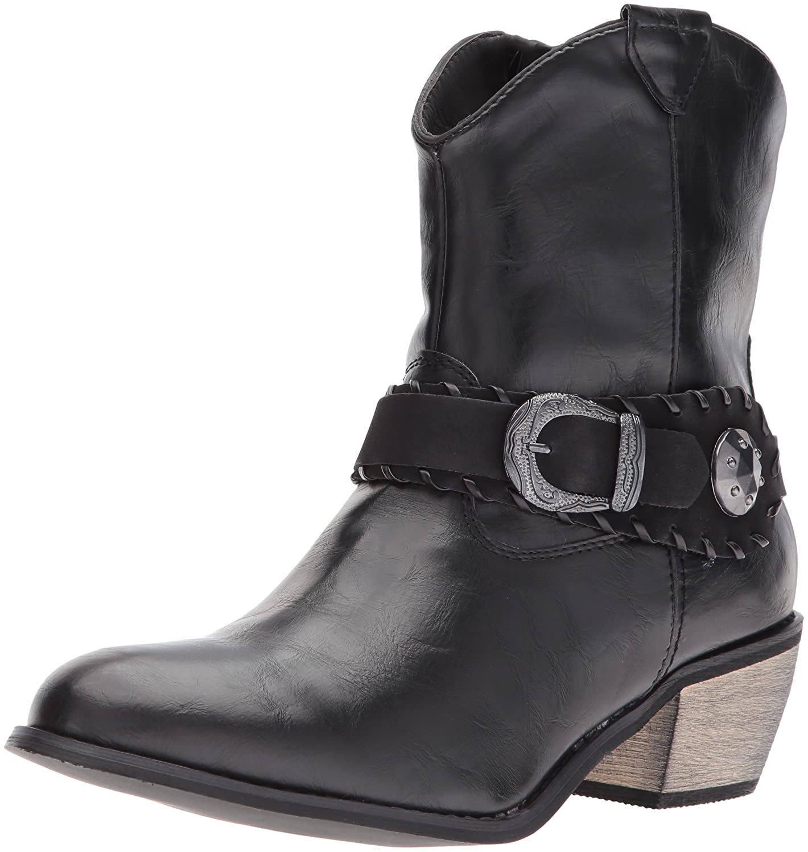 Roper B074D3Z6C7 Women's Mae Fashion Boot B074D3Z6C7 Roper 7.5 B(M) US|Black dd88a3