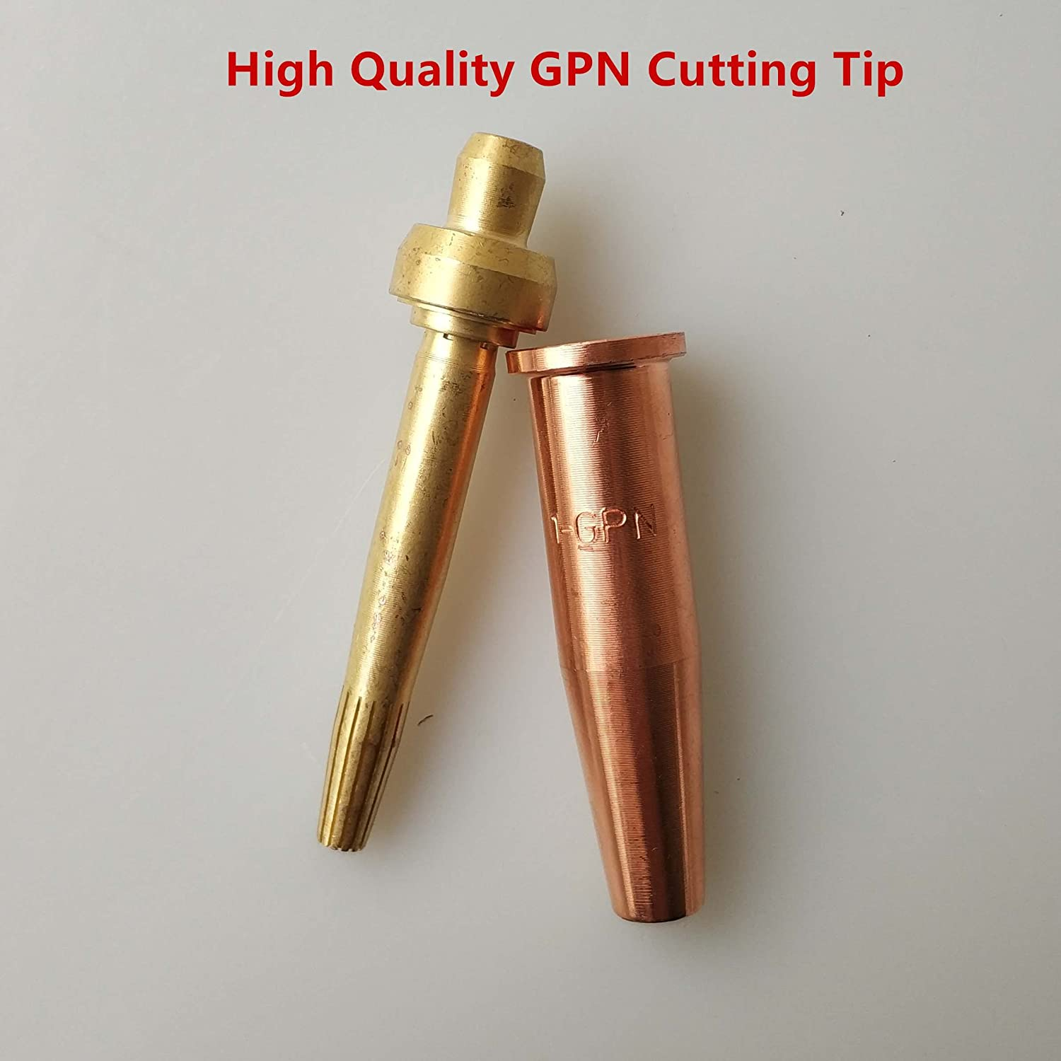 Hot Max 24058 4202-3 Purox Style Gas Cutting Tips for Oxy-Acetylene