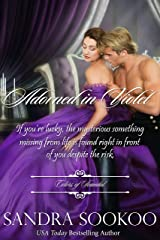 Adorned in Violet (Colors of Scandal Book 6) Kindle Edition
